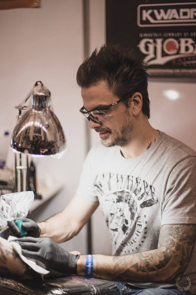 Riccardo Bottino Ricky Tattoo