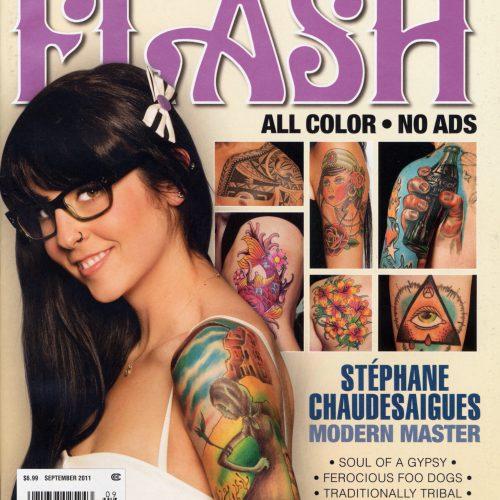 press tattoo flash